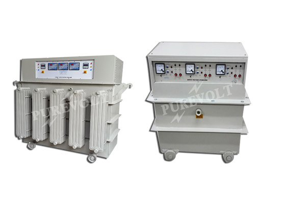 Constant Voltage Transformers Manufacturers